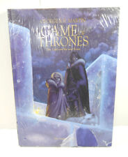 GAME OF THRONES # 2 - Das Lied von Eis & Feuer Comic Novel Gebunden PANINI *WR1
