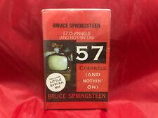 Bruce Springsteen 57 Channels Cassette Tape Single UK Sealed New