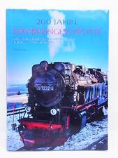 LOT 54063 | Buch 200 Jahre Eisenbahngeschichte Dampflok bis Transrapid F. Tanel