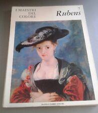 I MAESTRI DEL COLORE Rubens (n.7) - Fabbri Editori 1963