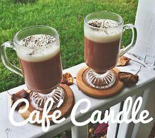 12oz Fresh hazelnut Coffee Soy Candle