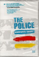 """DVD """"The Police - Synchronicity""""   Concert    NEUF SOUS BLISTER"""