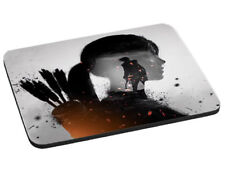 Shadow Of The Tomb Raider, Lara Croft, Mouse Mat, Pad 220mm x 180mm, 5mm Thick.