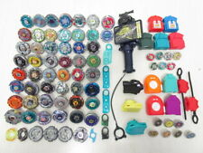 Takara Tomy Metal Fight Beyblade set lot with  Launcher and mini Beybalde