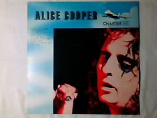 ALICE COOPER Love it to death lp ITALY UNIQUE PICTURE SLEEVE