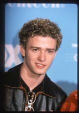 2000 Justin Timberlake Original Slide Transparency N Sync Nsync Singer Actor