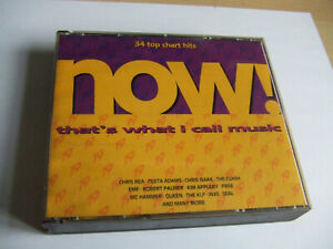 Now That's What I Call Music 19 CD Genuine Original Fat Box with Booklet & Foam