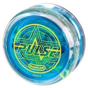 Duncan Pulse Light-Up Yo-Yo Intermediate - Blue