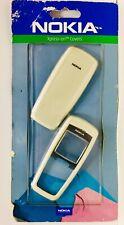 Nokia 2600 Original Black/white Xpress-on Cover Housing New In Blister