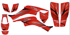 DECAL STICKER KIT IN MX VINYL FITS HONDA TRX400EX 400 ex 1999-2007(NON OEM)