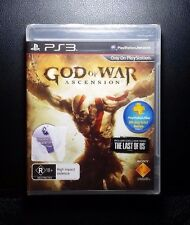 God of War Ascension NEW / SEALED (Sony PlayStation 3, 2013) PS3 - FREE POST