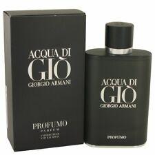 Acqua Di Gio Profumo by Giorgio Armani Eau De Parfum Spray 4.2 oz for Men
