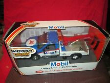 MATCHBOX 1/24 MOBIL FORD F350 TOW TRUCK Holmes Towing Wrecker JOHNNY'S AUTO