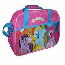MY LITTLE PONY Large School Tote Duffle Gym Dance Bag Sling Carring Case NEW!