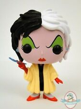 101 Dalmations Cruella De Vil Disney Pop! Vinyl Figure by Funko