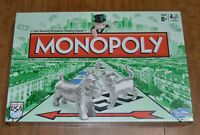 Monopoly Board Game by Parker Brothers, 2014 Introducing the Cat Token