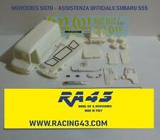 1/43 Mercedes 507 D Assistenza Assistance Subaru 555 Kit