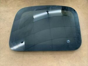 1998-2003 Ford F150 Extended Cab Rear Door Window Left Driver F65B1829701 OEM