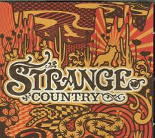 STRANGE COUNTRY - 2006 UK 18-track CD album - CALEXICO  GENE CLARK   JOHNNY CASH