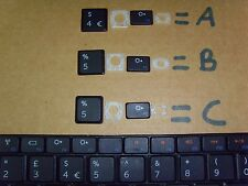 DELL INSPIRON N5010 M5010 5010 N7010 17R 1564 M501R 15R ANY KEY 3 diff Clips