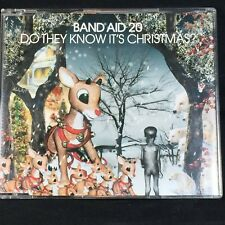 Do They Know It's Christmas? - Single by Band Aid 20 CD 2004