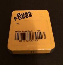 Box of (4) Buss Fuses TFL Heat Limiter Fuse