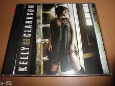 KELLY CLARKSON single CD NEVER AGAIN 2 tracks Radio Edit + Call Out Hook
