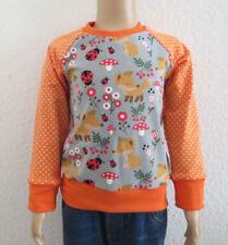 Freizeit Mädchen-Pullover aus Jersey