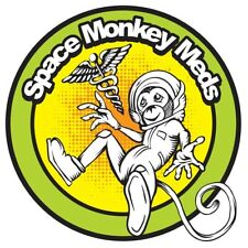 SPACE MONKEY MEDS PRESS IT IN TINS CALI  CAN PRESSITIN SELF SEALED  NEW 4gs