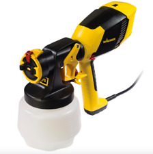 Wagner Electric HVLP Pressure Paint Stain Sprayer Painting Spray Gun Hand Tool