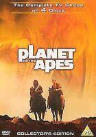 Planet Delle Scimmie - The Completo Serie TV - Collectors Edizione DVD Nuovo (22