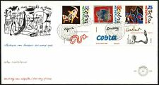 Netherlands 1988 Cobra Painters Group FDC #C44242
