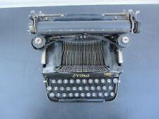 Schreibmaschine Klapp Erika