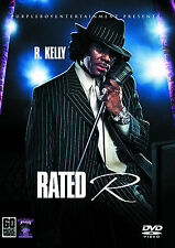 R KELLY 60 MUSIC VIDEOS HIP HOP RAP DVD JAY Z NAS SNOOP DOGG JEEZY RICK ROSS T.I