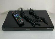 Panasonic DMR-PWT530EB9 -- Blu-ray DVD Player HDMI 500GB HDD Freeview+ HD --