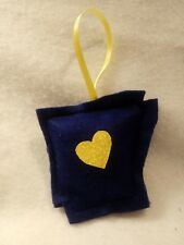 Arkansas -- I Love My State -- Christmas Tree Ornament -- Newly Handcrafted