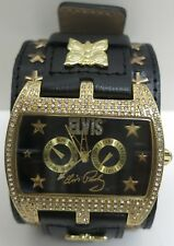 Elvis Presley Bellagio Time Men's Watch In Gift Box Brand New!