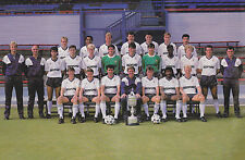 LUTON TOWN FOOTBALL TEAM PHOTO>1988-89 SEASON