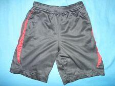 Nike Boys Size 7 Black Athletic Shorts