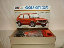 REVELL H-2265 KIT (unbuilt) VW VOLKSWAGEN GOLF GTI POWER RABBIT - 1:24 RARE - NM