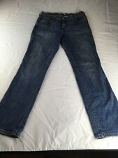 Levi's Women Straight Leg 505 Jeans Denim Jeans Size 10