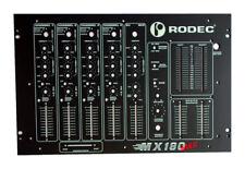 Façade / Frontplate NEUVE pour table de mixage RODEC MX180 MKII / MX180MKII