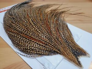 Whiting Farms Red Label SILVER GRADE CREE Cape Hackle