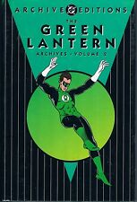 Green Lantern Silver Age Archives Vol 2 by Gil Kane & John Broome 2000 HC DC OOP
