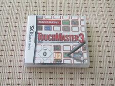 Touch MASTER 3 per Nintendo DS, DS Lite, DSi XL, 3ds