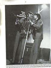 Beatles VOX It's What's Happening Ad reprint from 1964