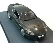 JAMES BOND 007 CAR ASTON MARTIN DBS QUANTUM OF SOLACE DIE CAST 1:43 SCALE BLACK