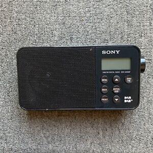 Sony XDR-S40DBP Portable DAB/FM DAB+ Digital Radio