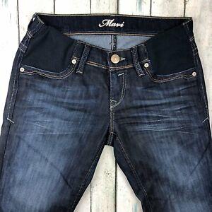 Mavi 'Jessica' Maternity Stretch Skinny Jeans -Size 25