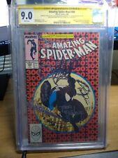 Amazing SPIDER-MAN 300 CGC 9.0 1st Venom signed 5x Stan Lee McFarlane etc